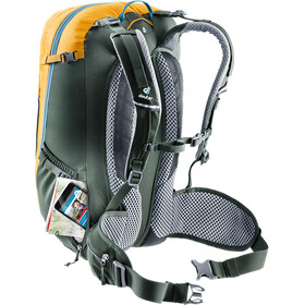 Deuter Trans Alpine 30 Mochila, curry-ivy